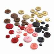 Bittersweet Buttons by Basic Grey