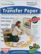Ink Jet Transfer Paper
