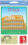 Destinations Italy - Mrs Grossman's Stickers