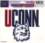 UConn NCAA Decal
