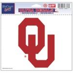 University of Oklahoma Decal