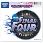 NCAA 2009 Final Four Decal