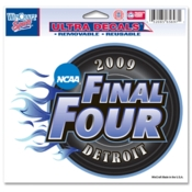 NCAA 2009 Final Four Decal