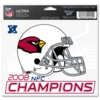 2008 NFC West Division Champions