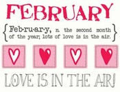 February Monthly Memories