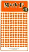 Small Orange Dots