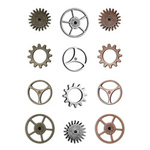 Sprocket Gears - Tim Holtz Idea - ology