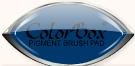 Royal Blue Pigment Cat's Eye Inkpad