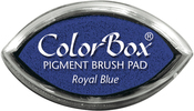 Royal Blue Pigment Cat's Eye Inkpad