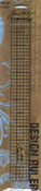 "Tim Holtz Clear Acrylic 12"" Design Ruler"