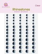 Clear Rhinestones