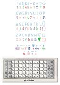 Lyrical Letters Cricut Cartridge