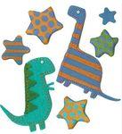 Dinos & Stars 3D  Stickers - Jolee's Boutique