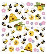 Bumblebees Stickers