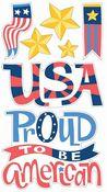 American Pride Sticko Stickers