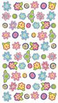 Teeny Tiny Flowers Sticko Stickers