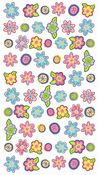 Teeny Tiny Flowers Sticko Stickers