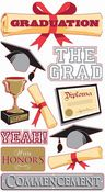 The Grad Metallic Sticko Stickers