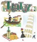 Italy 3D  Stickers - Jolee's Boutique