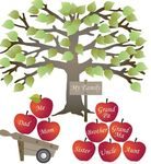 Family Tree 3D  Stickers - Jolee's Boutique