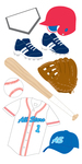 Baseball Stickers