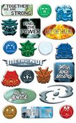 BIONICLE Epoxy Stickers - LEGO