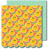 Sweetest Pair 12x12 Paper - Sassafras Lass