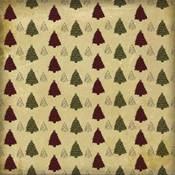 Little Trees Paper - Karen Foster