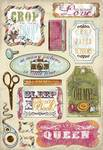 Love To Scrap Stickers Stickers by Karen Foster