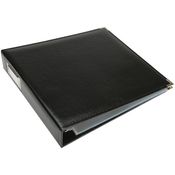 Black - 12x12 Ring Album - WRMK
