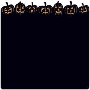 Pumpkin Parade Die Cut