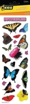 National Geographic Butterflies Stickers