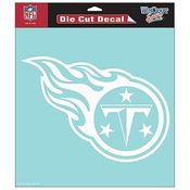 Tennessee Titans NFL White Decal