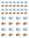 Kansas University Stickers