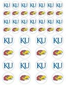 Kansas University Stickers