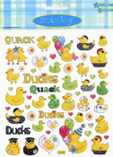 Ducks Stickers