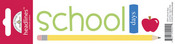 School Days Headlines Stickers by Doodlebug - PRE ORDER