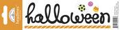 Halloween Headlines Stickers by Doodlebug