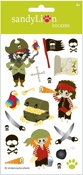 Jolly Roger Stickers - Sandylion