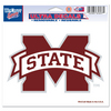 Mississippi State Decal Sticker