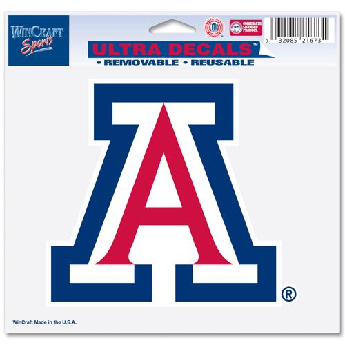 University Of Arizona NCAA Decal