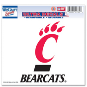University Of Cincinnati NCAA Decal