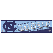 University Of North Carolina NCAA Bumper Sticker
