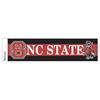 North Carolina State University NCAA Bumper Sticker