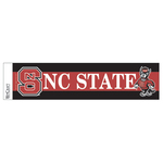 North Carolina State University NCAA Bumper Sticker