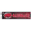 University Of Arkansas NCAA Bumper Sticker