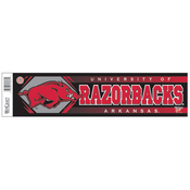 University Of Arkansas NCAA Bumper Sticker