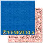 Venezuela 12x12 Paper - Reminisce