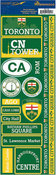 Toronto Stickers