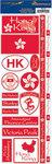 Hong Kong Stickers